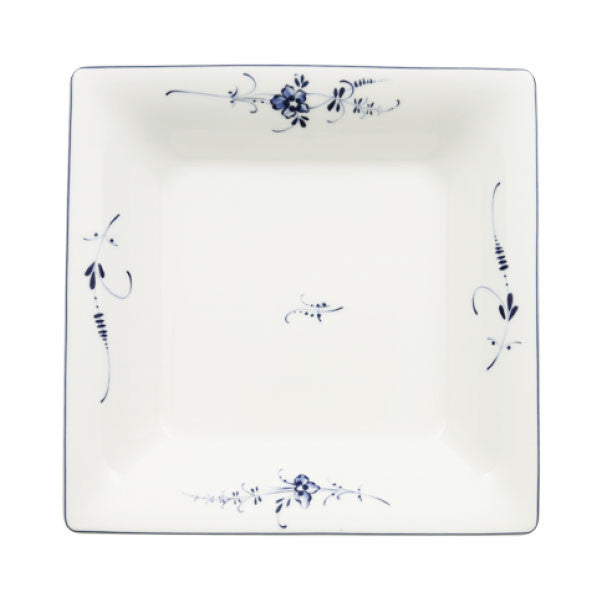 Villeroy and Boch Old Luxembourg Square Deep Plate 22cm