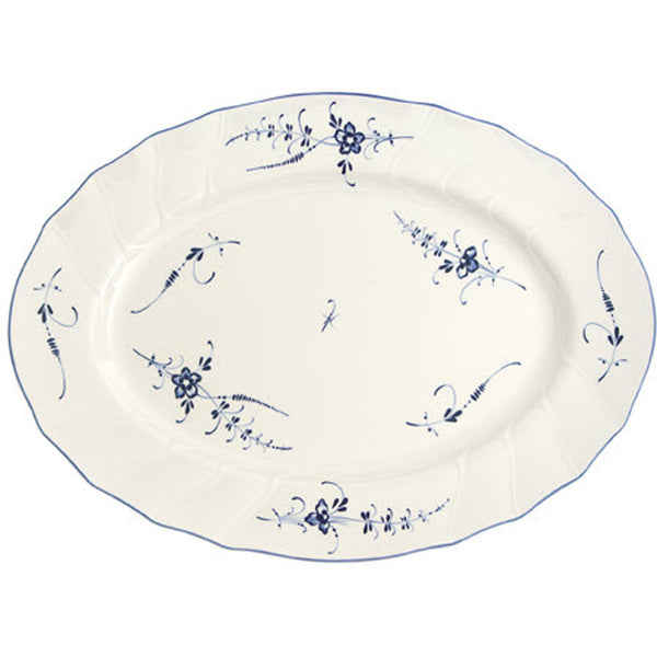 Villeroy and Boch Old Luxembourg Oval Platter 43cm