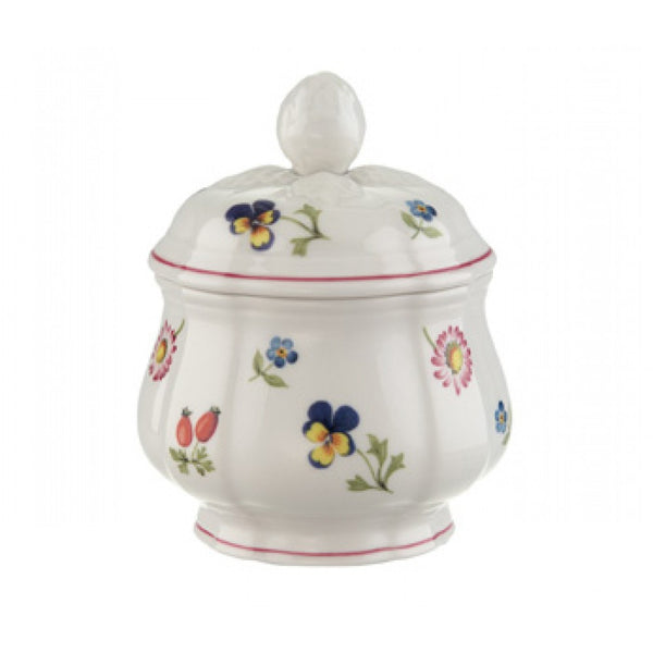 Villeroy and Boch Petite Fleur Sugar Bowl 0.20L