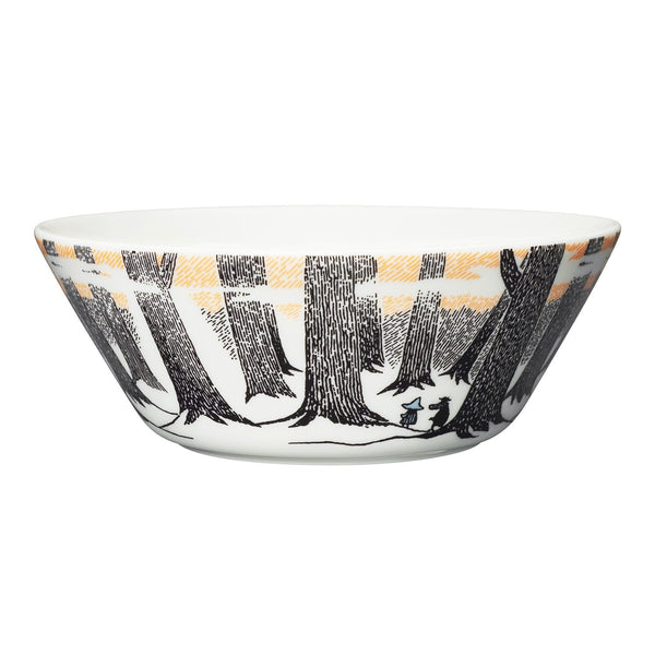 Moomin True To Its Origins Moomin Bowl 15Cm