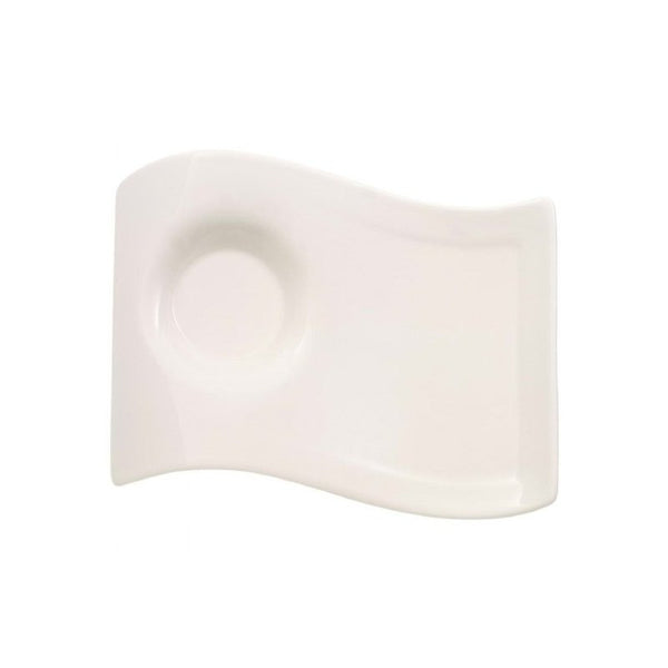 Villeroy and Boch NewWave Small Party Plate 17cm by 13cm