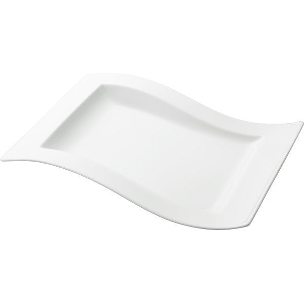 Villeroy and Boch NewWave Gourmet Plate 33cm by 24cm
