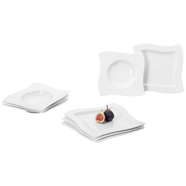 Villeroy and Boch NewWave 8 Piece Dinner Set