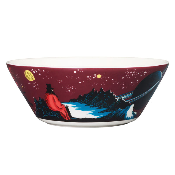 Moomin Hobgoblin Purple Bowl 15Cm