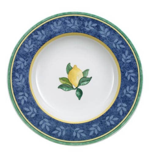 Villeroy and Boch Switch 3 Corfu Deep Plate 23cm