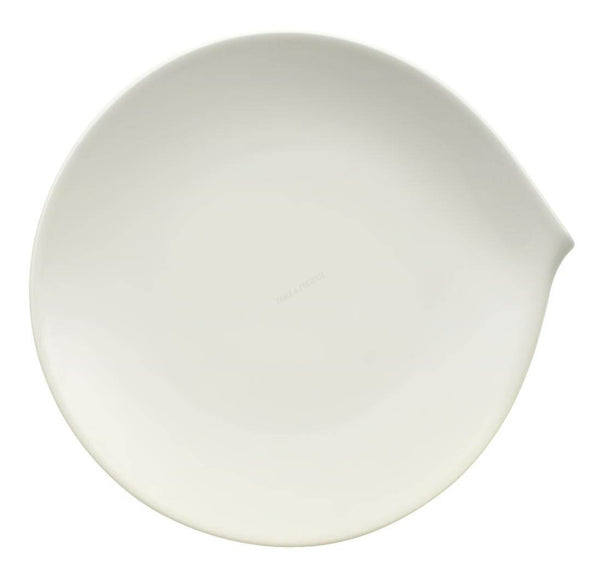 Villeroy and Boch Flow Salad Plate 23cm by 22cm