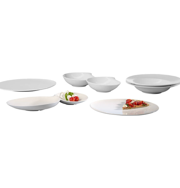 Villeroy and Boch Flow 7 Piece Italian Set