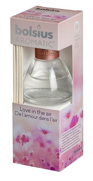 Bolsius Seasonal Love is in the Air Reed Diffuser 0.05L