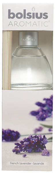 Bolsius Aromatic French Lavender Reed Diffuser