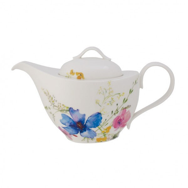 Villeroy and Boch Mariefleur Teapot for 6. 1.00L