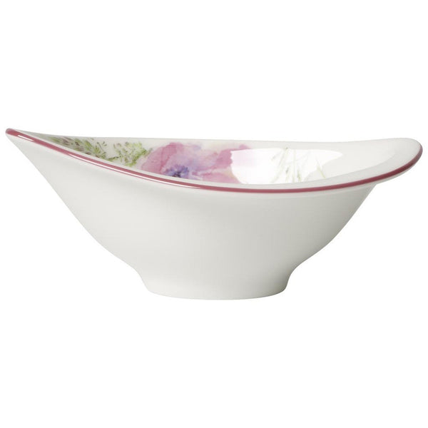 Villeroy and Boch Mariefleur White Dip Dish 12cm by 8cm