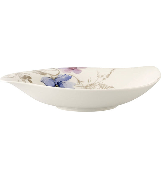 Villeroy and Boch Mariefleur Gris Deep White Bowl 29cm