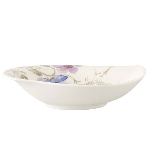 Villeroy and Boch Mariefleur Gris Deep White Bowl 21cm by 18cm
