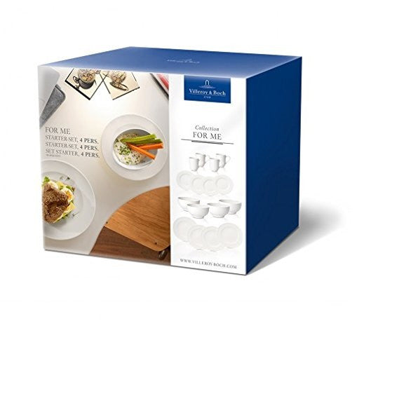 Villeroy and Boch For Me Starter Set