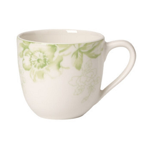 Villeroy and Boch Floreana Green Espresso Cup 0.1L (Espresso Cup Only)