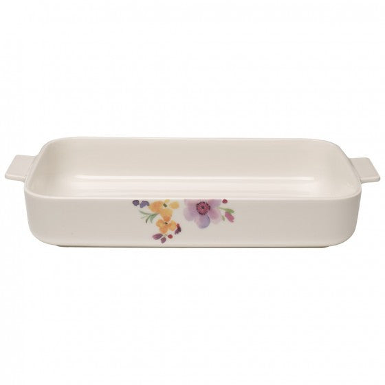 Villeroy and Boch Artesano Provencal Lavender Rectangular Baking Dish 34cm by 24cm