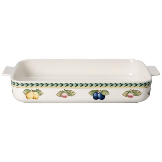 Villeroy And Boch French Garden Rectangular Baking Dish 34cm