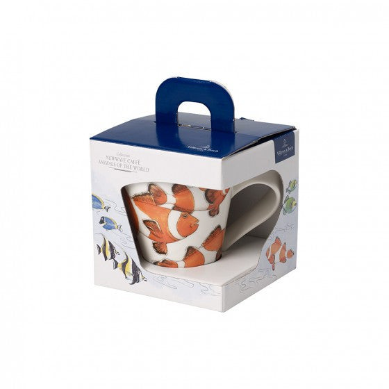 Villeroy and Boch NewWave Caffe Clowfish Mug 0.30L