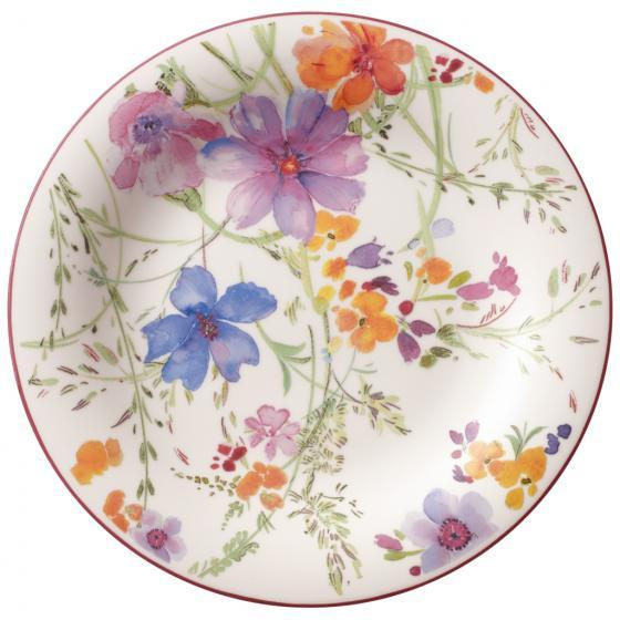 Villeroy And Boch Mariefleur Tea Biscuit Plate 21cm