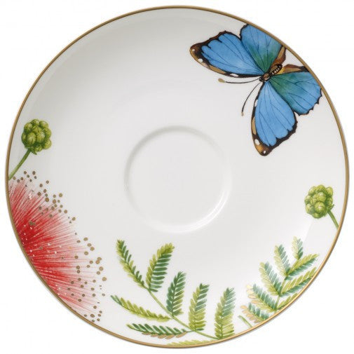 Villeroy and Boch Amazonia Anmut Coffee Cup Saucer 15cm (Saucer Only)