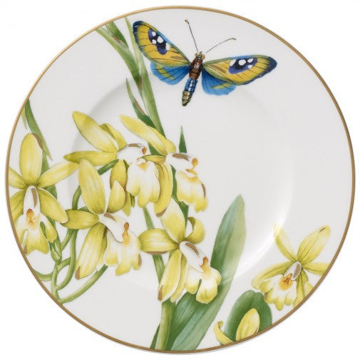 Villeroy and Boch Amazonia Anmut Bead and Butter Plate 16cm