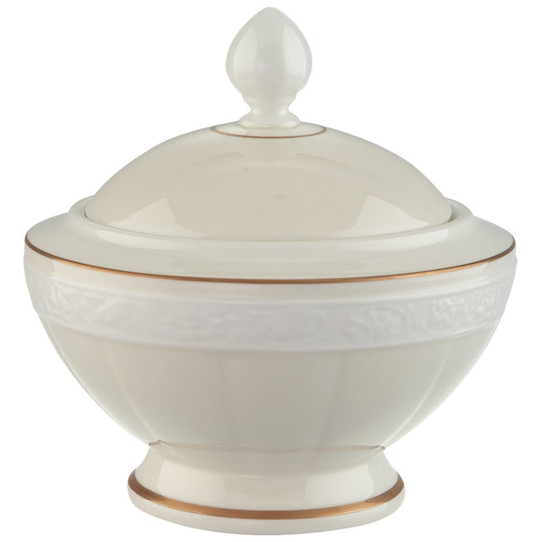 Villeroy and Boch Ivoire Sugar Bowl 0.35L