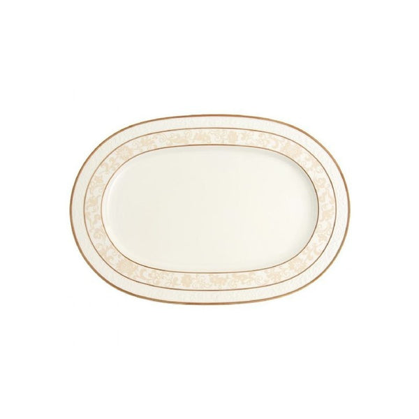 Villeroy and Boch Ivoire Oval Platter 41cm
