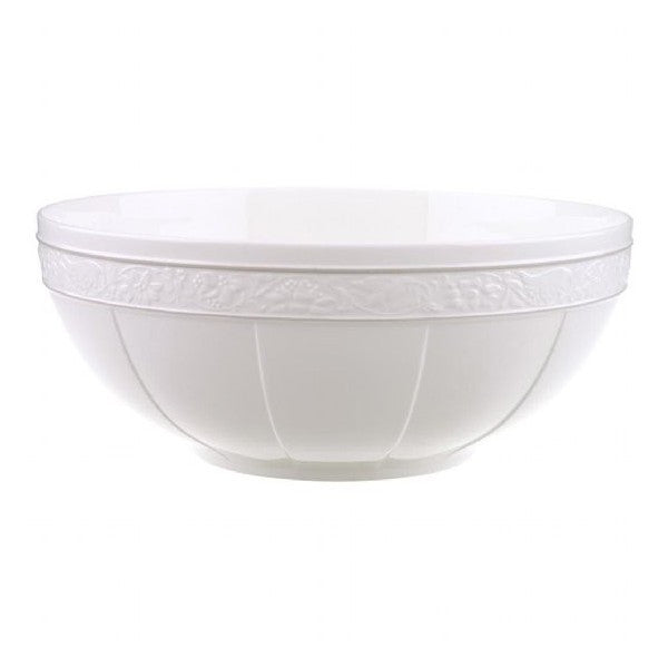 Villeroy and Boch Grey Pearl Salad Bowl 26cm