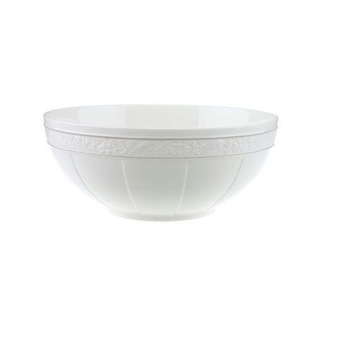 Villeroy and Boch Grey Pearl Salad Bowl 21cm
