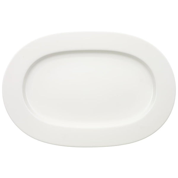 Villeroy and Boch Royal Oval White Platter 41cm