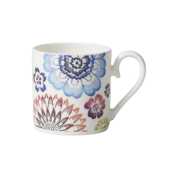 Villeroy and Boch Anmut Bloom Floral Espresso Cup 0.10L (Cup Only)