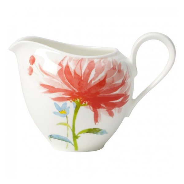 Villeroy and Boch Anmut Flowers Creamer 0.20L