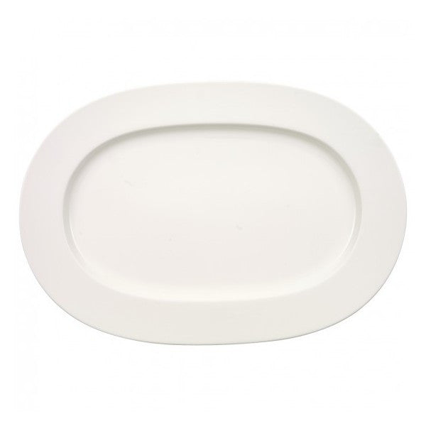 Villeroy and Boch Anmut Oval Platter 41cm