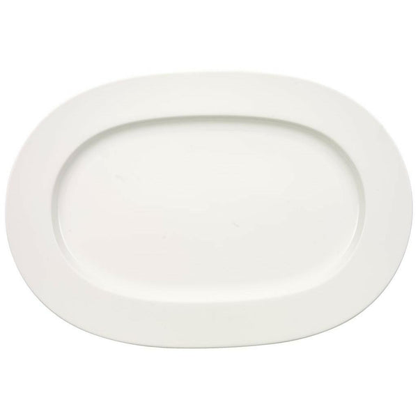 Villeroy and Boch Anmut Oval Platter 34cm