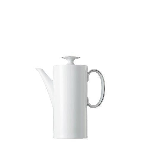 Thomas China Medaillon Platinum Coffee Pot