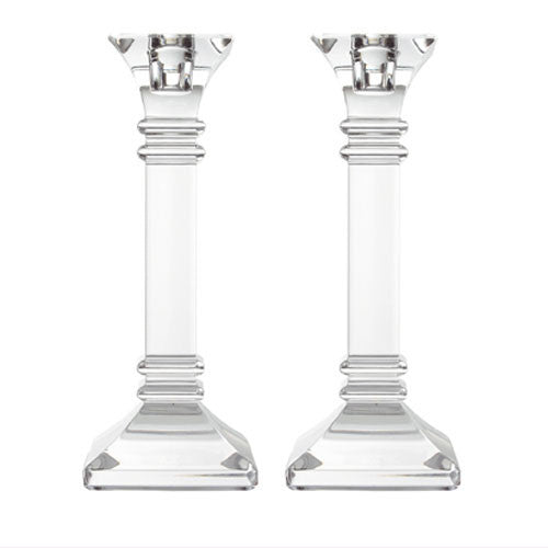 Waterford Crystal Treviso Candlestick 20cm (Pair)