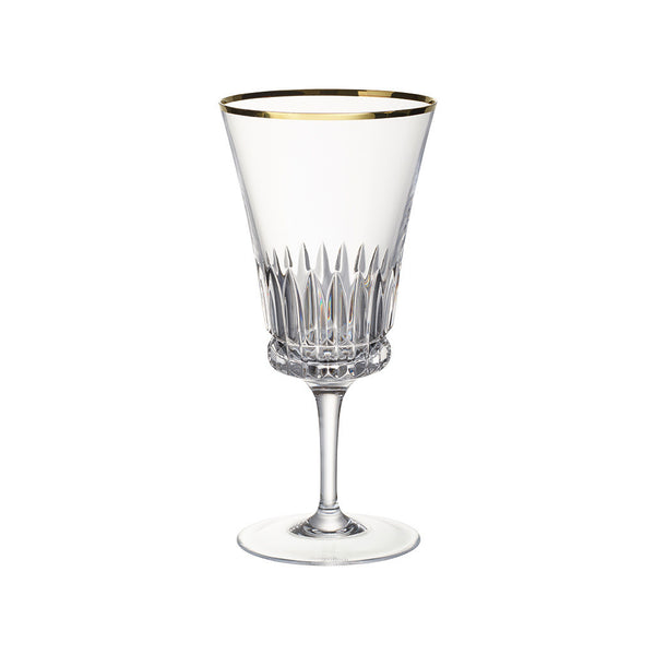 Villeroy and Boch Grand Royal Gold Water Goblet 0.39L