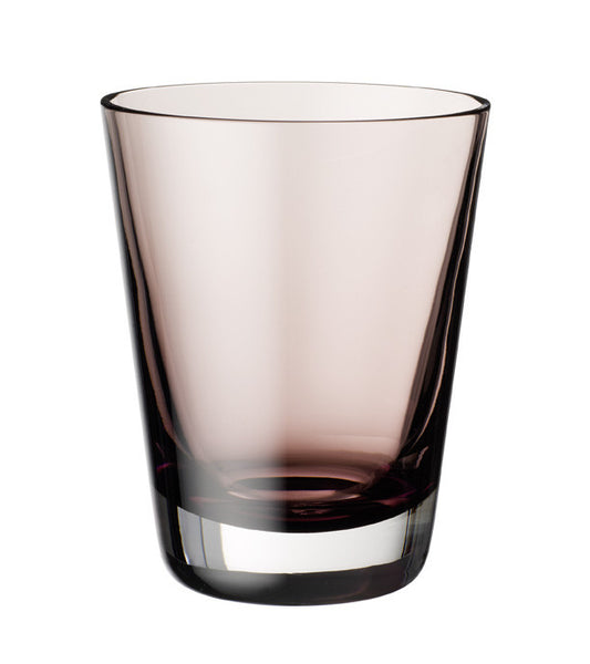 Villeroy and Boch Colour Concept Dark Red Tumbler 10.8cm