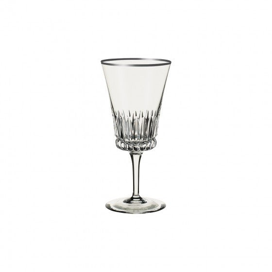 Villeroy and Boch Grand Royal Platinum Water Goblet 0.39L