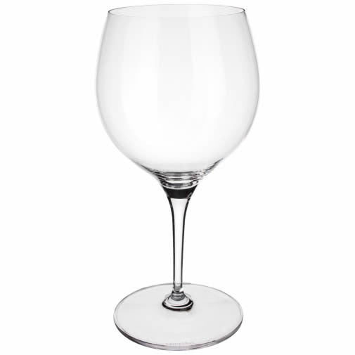 Villeroy and Boch Maxima Burgundy Wine Glass 22.5cm (Set of 4)