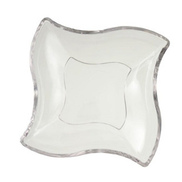 Villeroy and Boch NewWave Glass Tea Plate 17cm