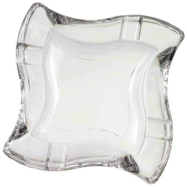 Villeroy and Boch NewWave Glass Ashtray 17cm