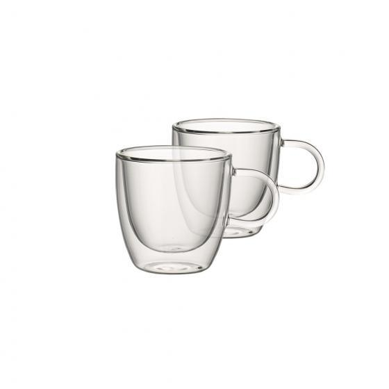 Villeroy and Boch Artesano Hot And Cold Beverages Cup 68 Mm (Set Of 2)