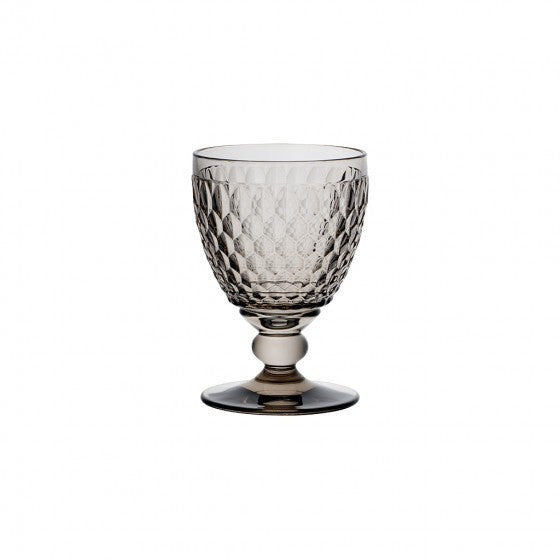 Villeroy and Boch Boston Coloured Smoke Red Wine Goblet 0.31L