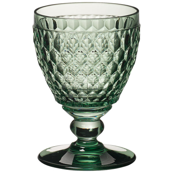 Villeroy and Boch Boston Green White Wine Glass 12cm