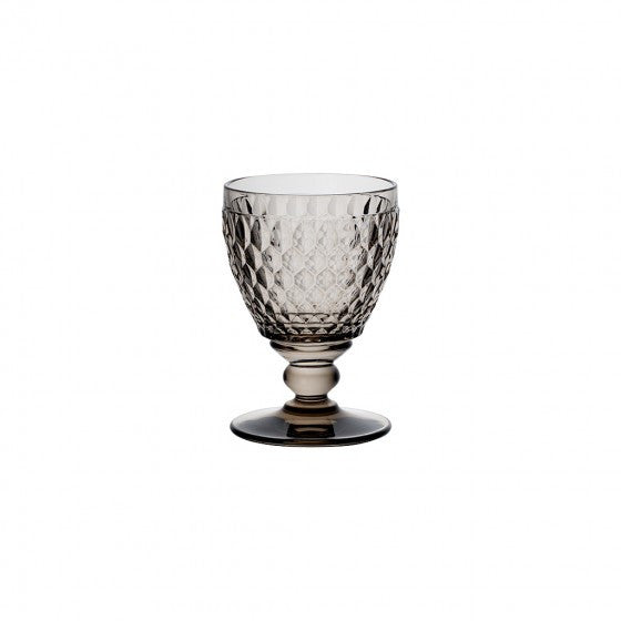 Villeroy and Boch Boston Coloured Smoke White Wine Goblet 0.23L