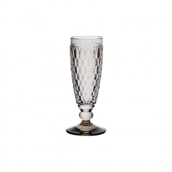 Villeroy and Boch Boston Coloured Smoke Champagne Flute 0.15L