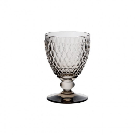 Villeroy and Boch Boston Coloured Smoke Water Goblet 0.40L
