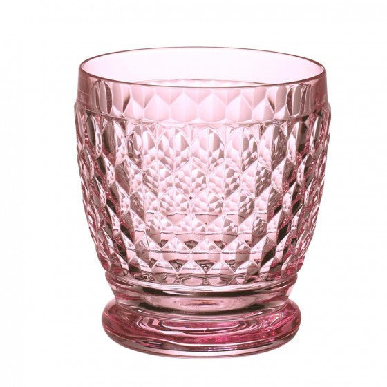 Villeroy and Boch Boston Coloured Rose Tumbler 0.33L