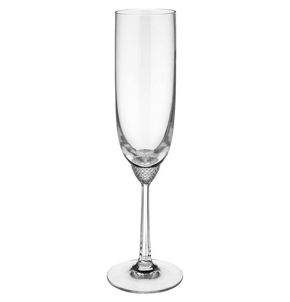 Villeroy and Boch Octavie Champagne Flute 225mm